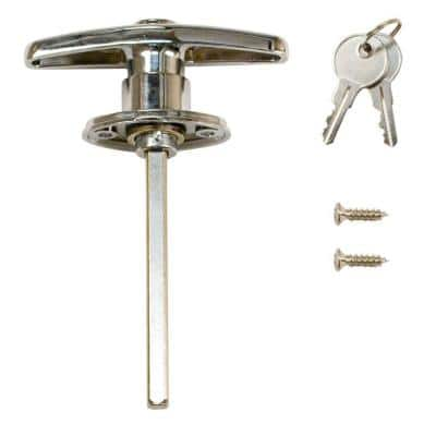 5/16 in. Square-Shaft T-Handle with Key