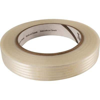 5/8 in. x 150 ft. White All-Purpose Filament Duct Tape