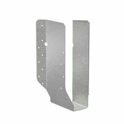 SUR Galvanized Joist Hanger for 2-5/16 in. x 11-7/8 in. Engineered Wood, Skewed Right