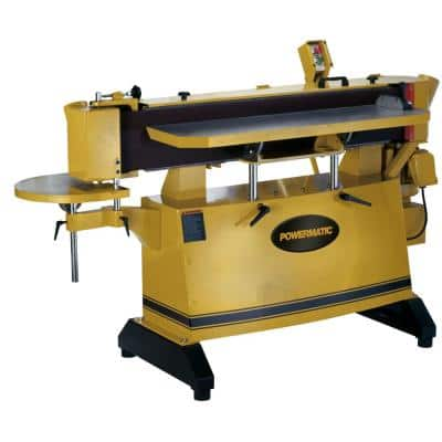 230-Volt 3 HP 1PH Oscillation Edge Sander