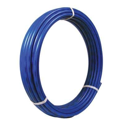 1/2 in. x 100 ft. Coil Blue PEX Pipe