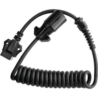 5-Flat To 7-Round Coil Cord Adaptor