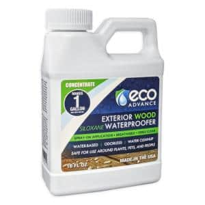 16 oz. Clear Penetrating Siloxane Exterior Wood Water Repellent Sealer Concentrate (Makes 1 Gal.)