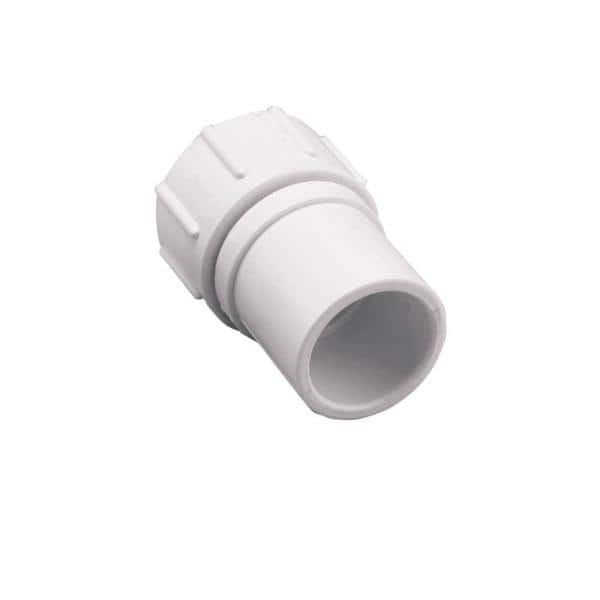 Orbit 1 2 In Pvc Hose Adapter 10118h, Garden Hose To Pvc Pipe Fitting