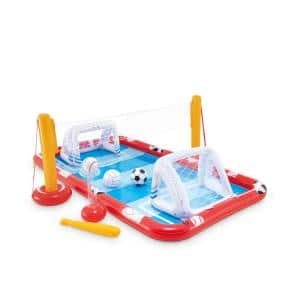 Multi Action Sports Inflatable Activity Water Filled Play Center