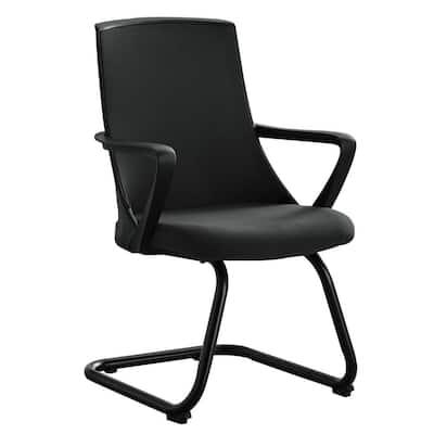 Jasmine Black Media Chair