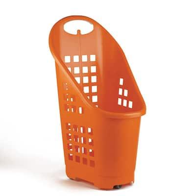 Flexicart - Heavy Duty 3-wheeled Cart in Orange