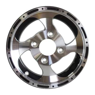 Rear Aluminum Wheel for Vector 500 Utility Vehicle