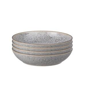 Studio Grey Stoneware 13.52 fl. oz. Pasta Bowl (Set of 4)