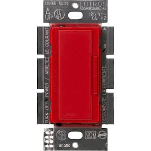 Maestro 600-Watt Multi-Location Electronic Low-Voltage Digital Dimmer, Hot