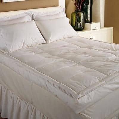 Luxury 5 in. Pillowtop Twin Featherbed