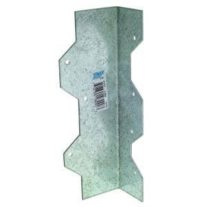 7 in. 16-Gauge ZMAX Galvanized Reinforcing L Angle
