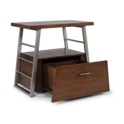 Degree Brown Home Office File Cabinet