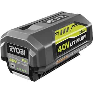 40-Volt Lithium-Ion 5 Ah High Capacity Battery