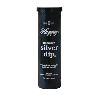 Flatware Silver Dip