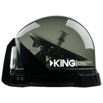 One Pro Premium Satellite TV Antenna