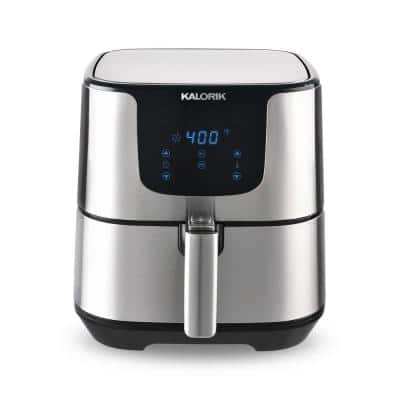 Pro XL 5.25 Qt. Stainless Steel Air Fryer