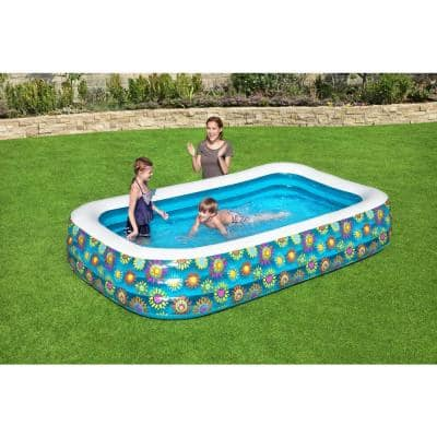 Bestway Above Ground Pools Pools The Home Depot