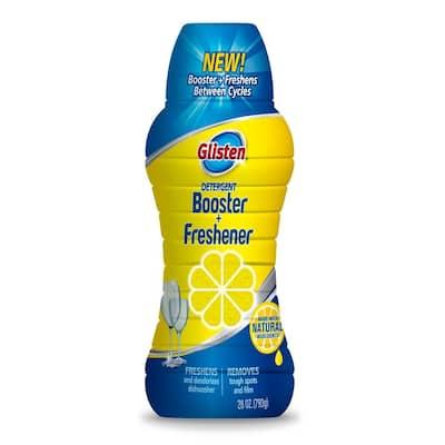 28 oz. Detergent Booster and Freshener Dishwasher Detergent