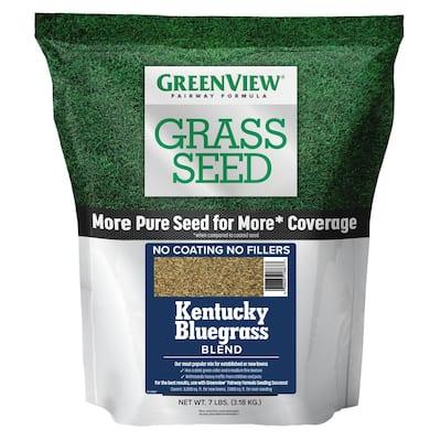 7 lbs. Fairway Formula Grass Seed Kentucky Bluegrass Blend