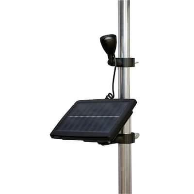 Solar Flagpole Micro-Light