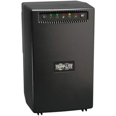 120-Volt 1500VA 8-Outlet Omnivs Line-Interactive UPS Tower with USB Port