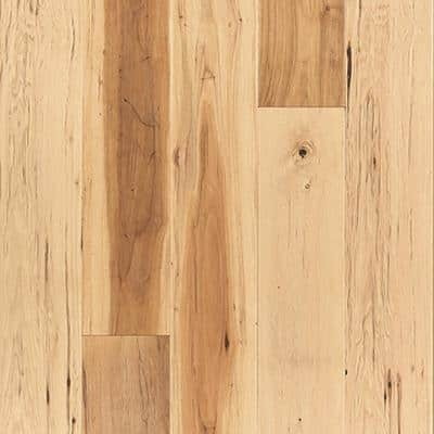 Big Sky Country Natural Hickory 9/16 in. T x 7 in. W x Varying Length Engineered Hardwood Flooring (22.5 sq. ft. / case)