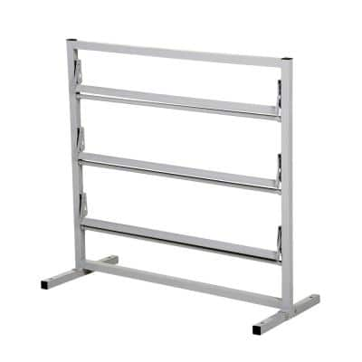 36 in. Paper Dispenser Stand with Three Tiers