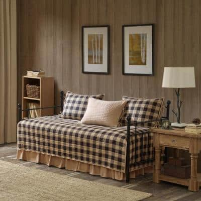 Buffalo 5-Piece Daybed Bedding Set