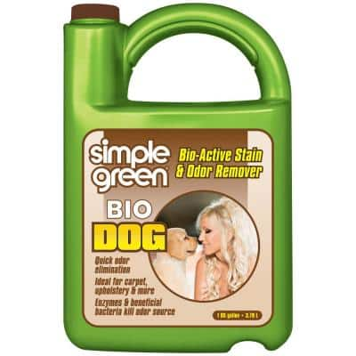 1 Gal. Bio Dog Pet Stain and Odor Remover (4-Case)