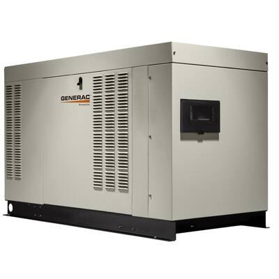 Protector QS 48,000-Watt Liquid-Cooled Automatic Standby Generator