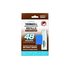 Repel Refill Earth Scent 48 Hours and Deet Free