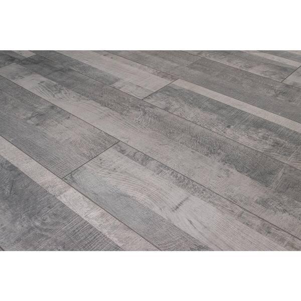 Home Decorators Collection Calhan Multi, White Laminate Flooring Home Depot