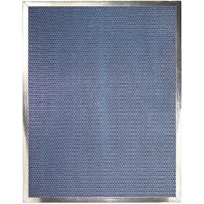 18 in. x 20 in. x 1 in.  Permanent Electrostatic Air Filter Merv 8