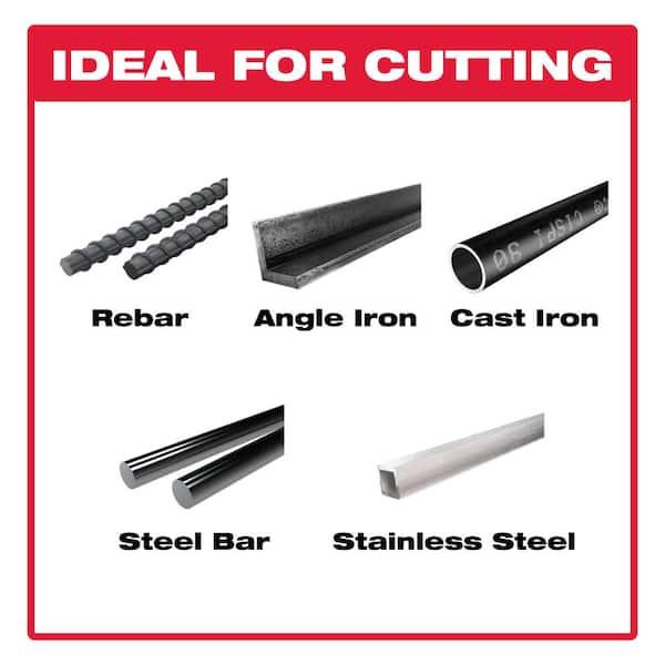 Avanti Pro  7 in x 5//8 in. Aluminum Oxide  Masonry Cut-Off Disc  1//8 in
