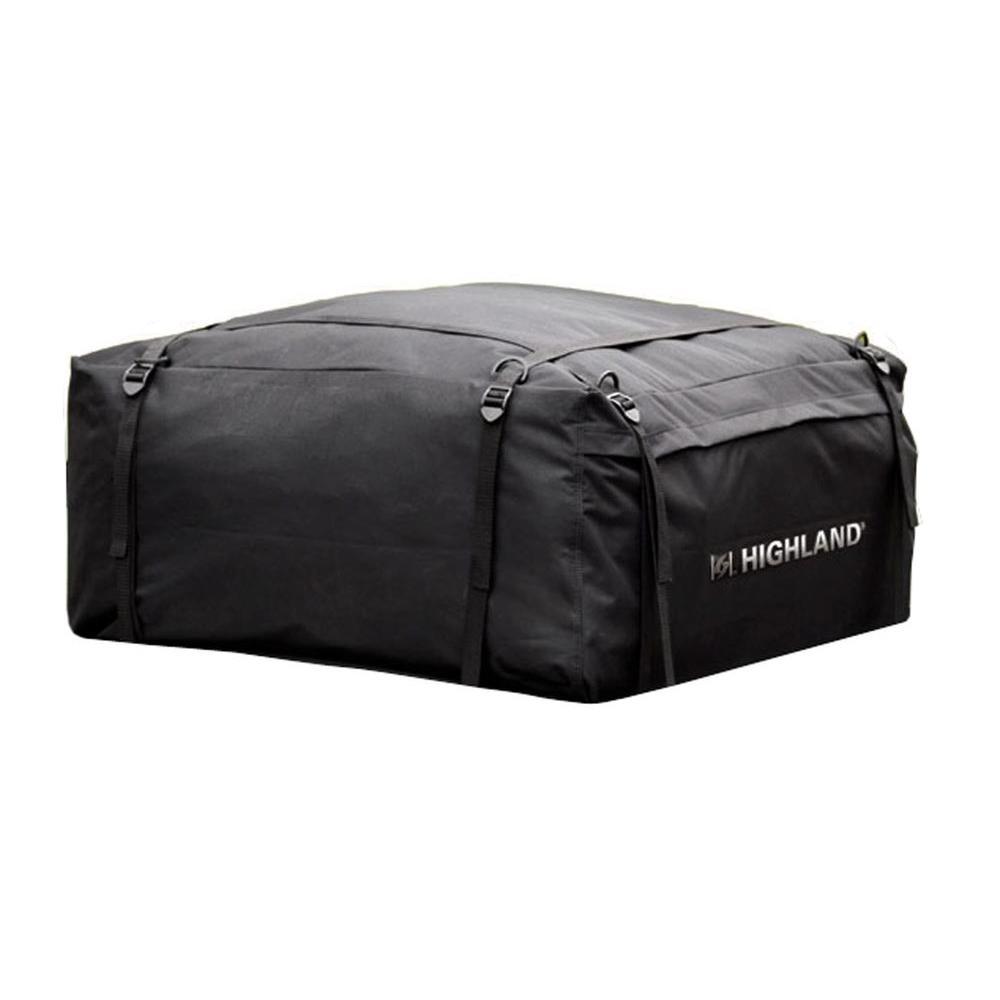 Waterproof Rooftop Cargo Bag with Storage Bag 10 cu. ft.