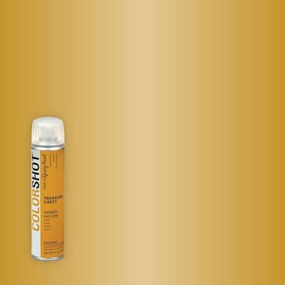 9 oz. Metallic Treasure Chest Dark Gold General Purpose Aerosol Spray Paint
