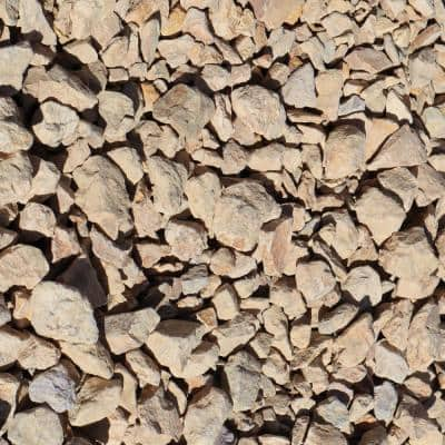 0.50 cu. ft. 40 lbs. 1/2 in. to 1-1/2 in. California Gold Landscaping Gravel (20-Bag Pallet)