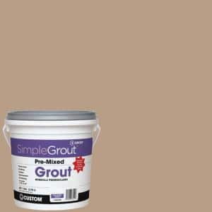 SimpleGrout #380 Haystack 1 Gal. Pre-Mixed Grout