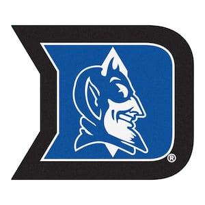 NCAA Duke University Blue 3 ft. x 4 ft. Specialty Area Rug