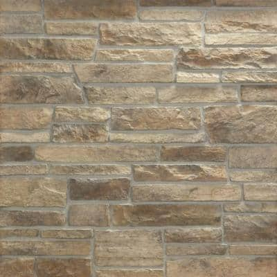 Pacific Ledge Stone Vorago Corners 100 lin. ft. Bulk Pallet Manufactured Stone