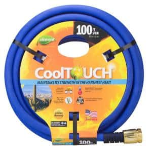 5/8 in. Dia x 100 ft. Heavy-Duty CoolTOUCH Hose