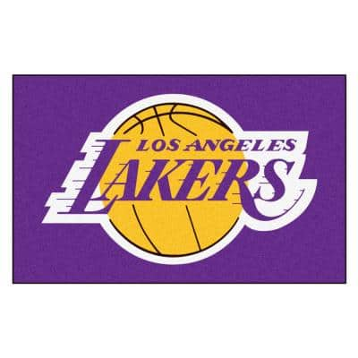 Los Angeles Lakers 5 ft. x 8 ft. Ulti-Mat