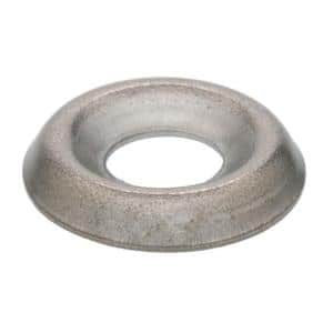 #12 Stainless-Steel Finishing Washers (5-Pack)