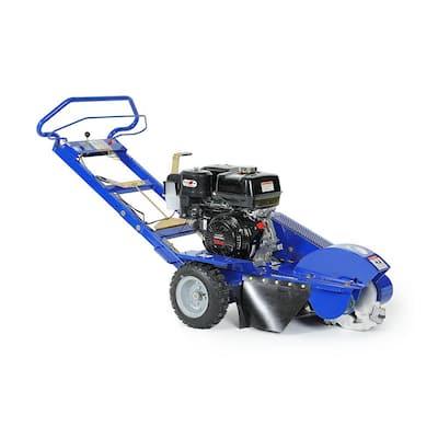 14 in. 13 HP Gas Powered Stump Grinder with Honda GX390 Engine