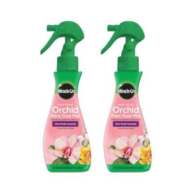 Ready-To-Use Orchid Plant Food Mist (2-Pack)