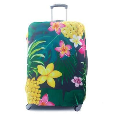 Prints 28-30 in. Pineapple Luggage Cover