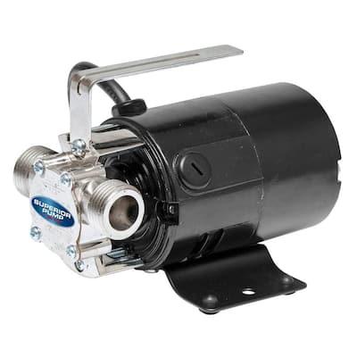 1/10 HP 115-Volt Non-Submersible Transfer Pump