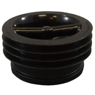 3 in. Green Drain Waterless Trap Seal