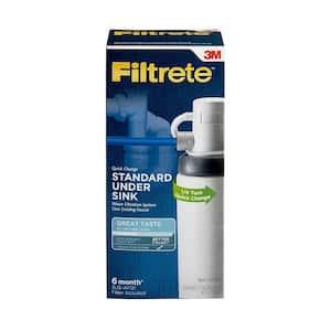 Standard Quick Change Under Sink Filter System
